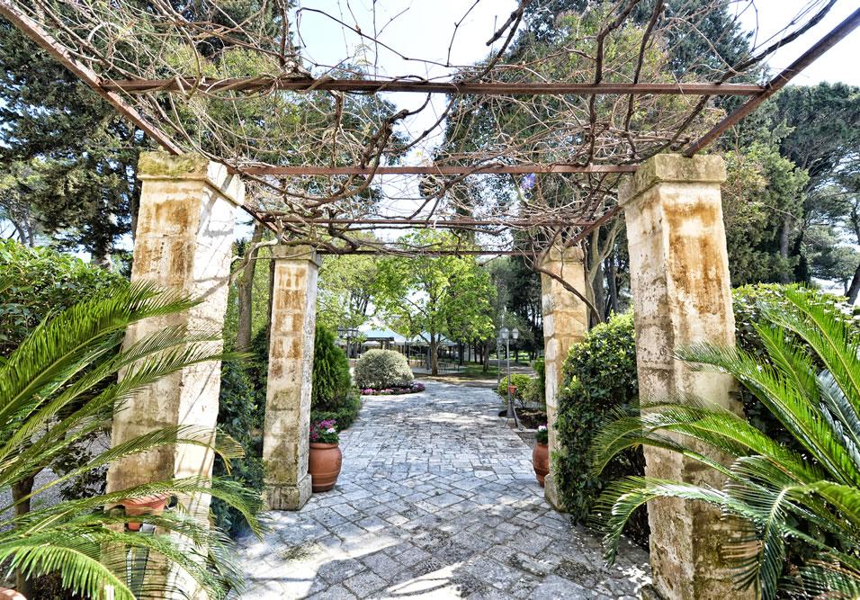 giardino casa isabella