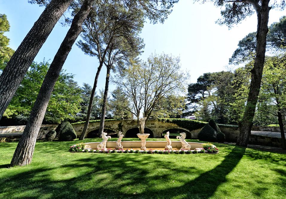 hotel con giardino a taranto