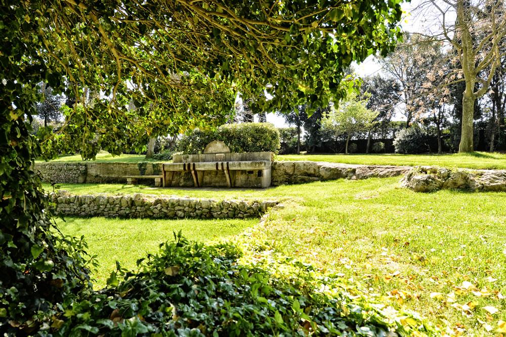 hotel puglia con giardino casa isabella
