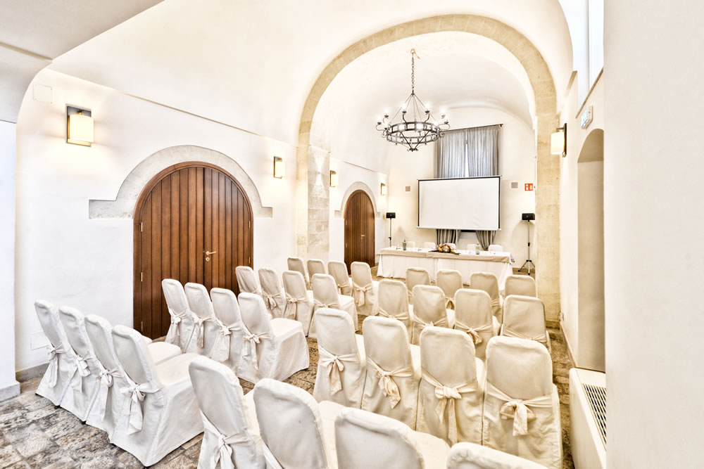 sala eventi hotel taranto